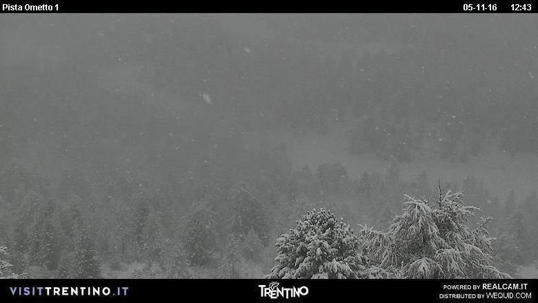 Val di Sole 05.11.16 - © Visit Trentino Facebook