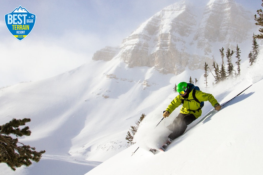 Nirvana isn't just a band, it's a state of mind in JH. - © Jackson Hole Mountain Resort