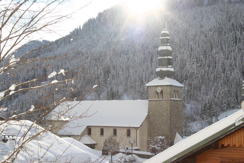 La Chapelle d'Abondance - © Office de tourisme La Chapelle d'Abondance