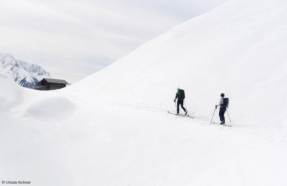 Skitourengehen in Mayrhofen - © Ursula Aichner