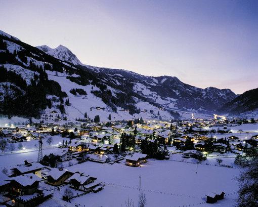 Dorfgastein im Winter - © Gasteinertal Tourismus