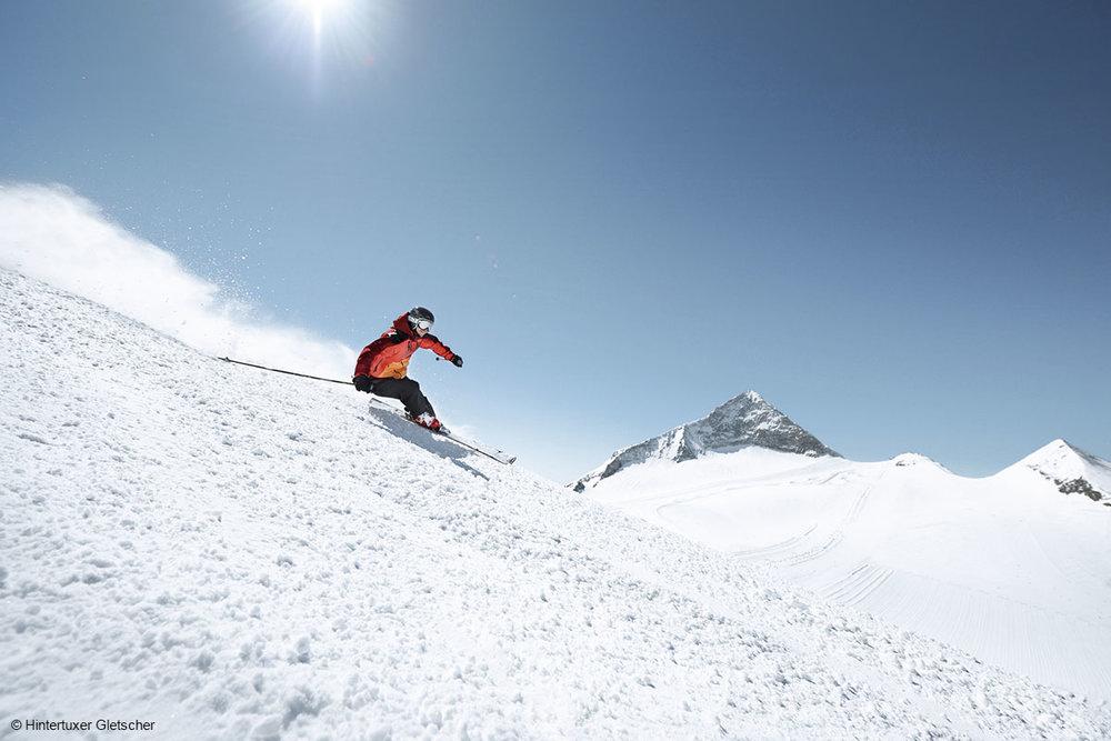 Ghiacciaio Hintertux - © Hintertuxer Gletscher