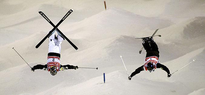 Ski de bosses (photo Agence Zoom)