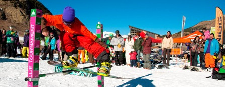 Cerler World Snowboard Day