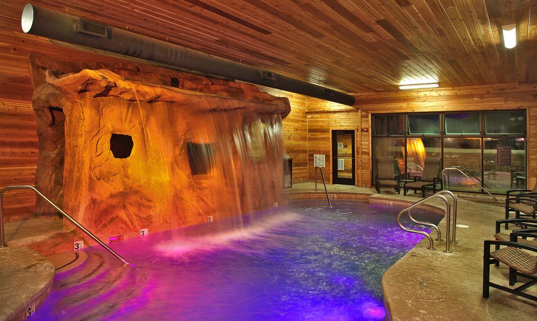 Pool at Grand Lodge, Brian Head UT