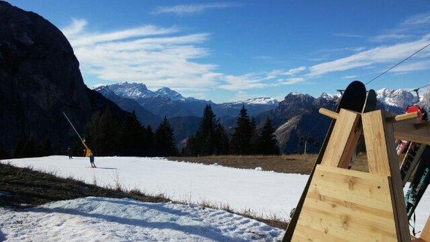 Comprensorio Ski Civetta, 11.12.16 - © App Skiinfo Neve&Sci