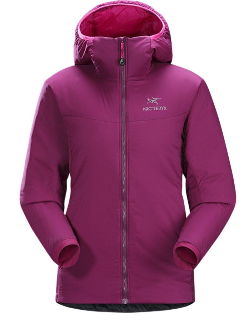 Denne jakken kan brukes både som mellomlag, og ytterlag. Atom lt hoody dame finnes i mange freshe farger. - © Produsentehttp://www.arcteryx.com/homen