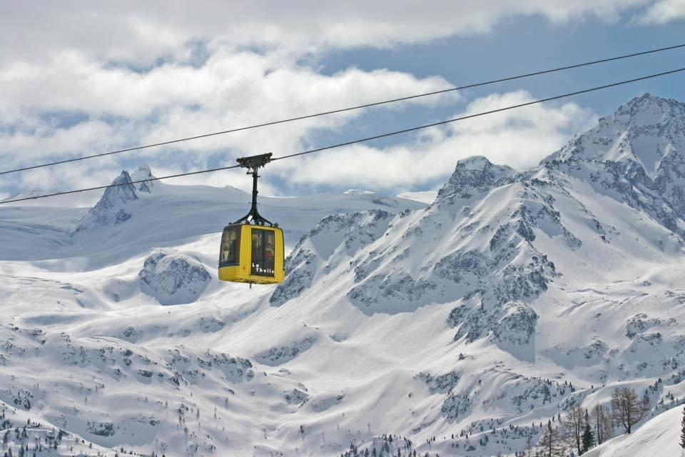 La Thuile - © La Thuile Valle d'Aosta Facebook