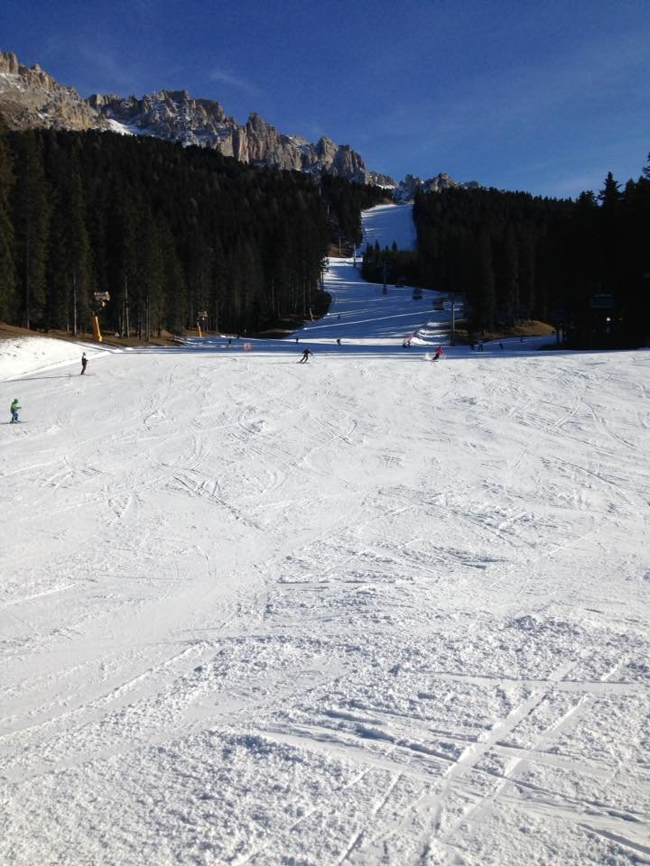 Ski Center Latemar, Obereggen 10.12.16 - © Ski Center Latemar, Obereggen Facebook