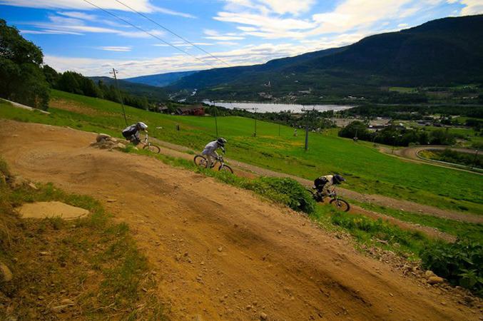 Hafjell - © Hafjell Bike Park