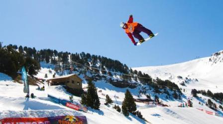 Grandvalira Total Fight Masters of Freestyle