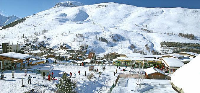 Vue sur les 2 Alpes (Bruno Longo) - © Bruno Longo