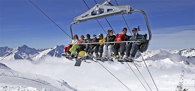 Remontées 2 Alpes