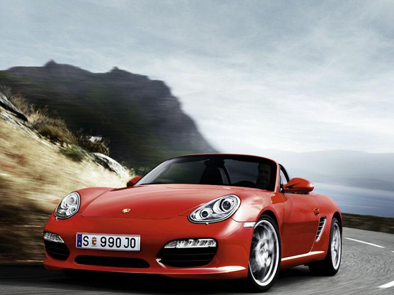 Österreichs größte Schatzsuche - Der Hauptpreis: Ein nagelneuer Porsche Boxster
