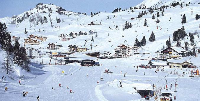 Obertauern_Skifahrer