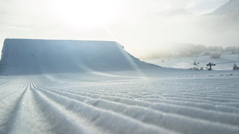 Strachan ski centrum ani tento rok nezabúda na milovníkov frestylu - © Strachan  ski centrum - 45f0d4b88ba