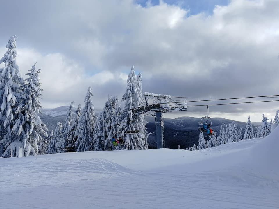 Skiareál Harrachov, Czech Republic - 14.1.2019 - © Skiareál Harrachov - facebook