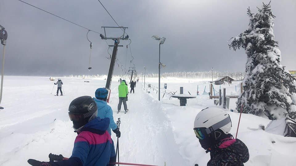 Skiareál Novako - Boží Dar - © facebook | Skiareál Novako - Boží Dar
