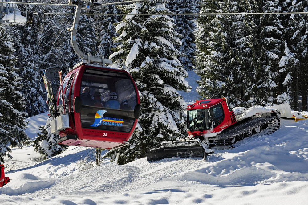 Skiarena Steibis - © Facebook Imbergbahn