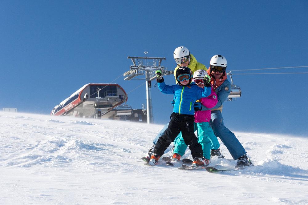Skispaß in der Almenwelt Lofer - © © Salzburger Saalachtal Tourismus