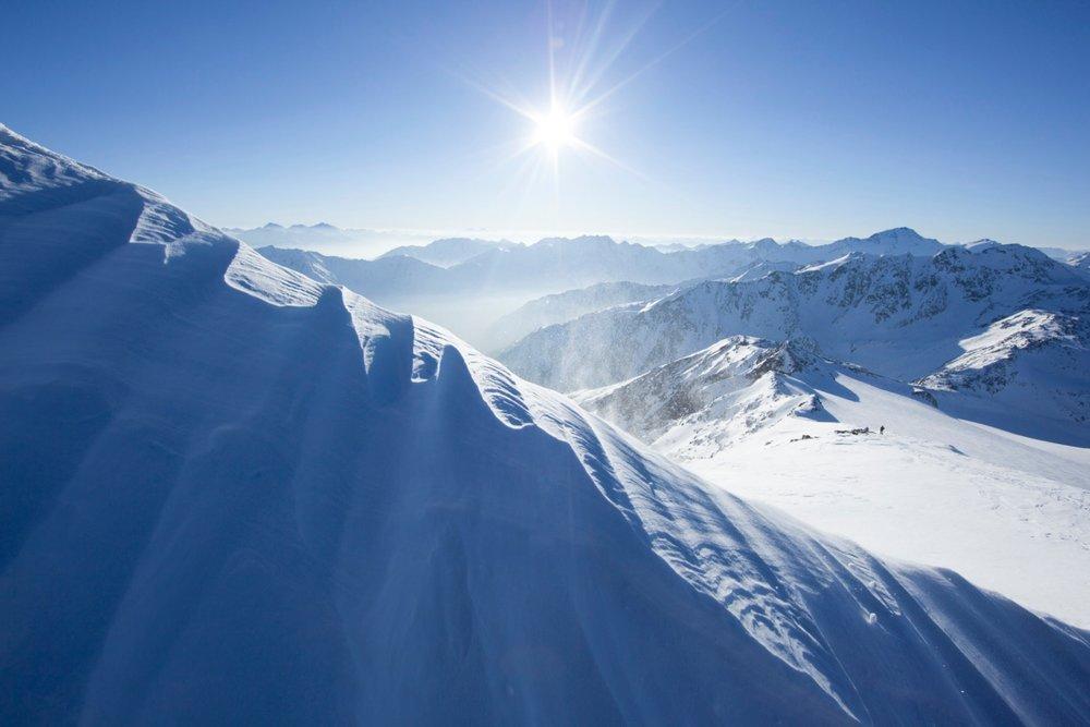 Vent - skitour to Similaun - © Bernd Ritschel /  Ötztal Tourismus