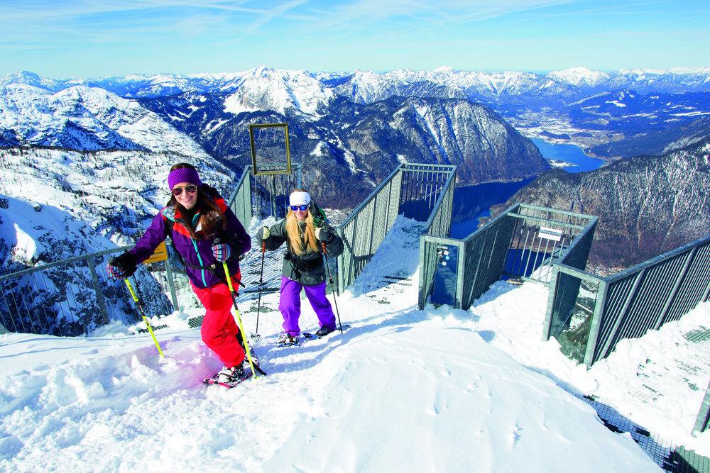 Schneeschuhwandern Dachstein Krippenstein  - © DAG - Schoepf