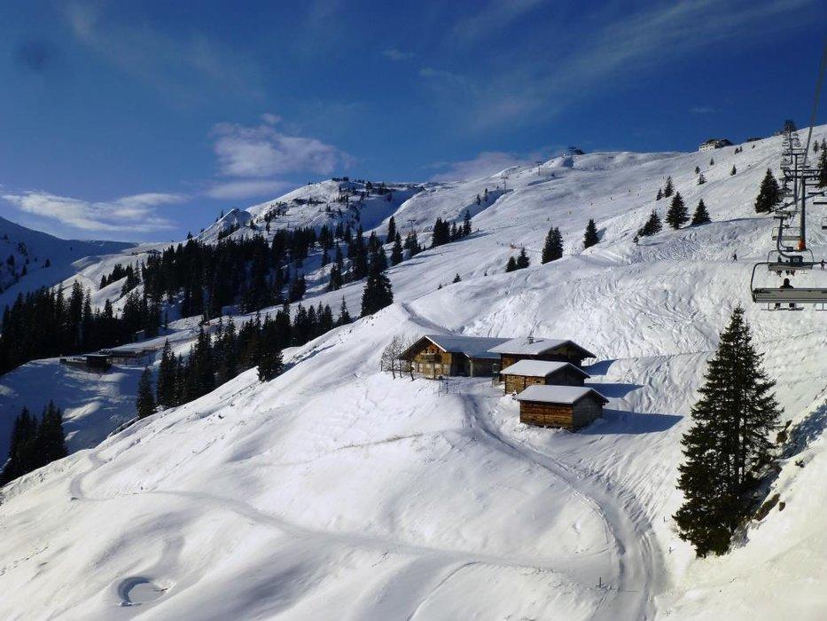 Winterliche Eindrücke vom Ski Juwel Alpbachtal Wildschönau - © Wildschönauer Bergbahnen