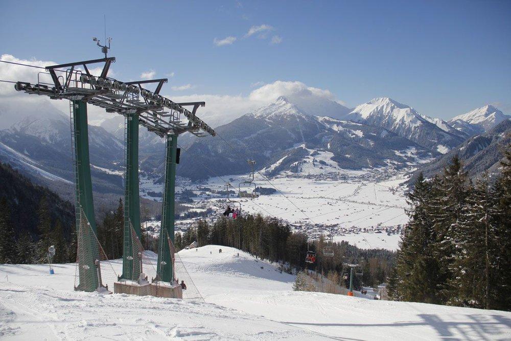 Skigebiet Ehrwalder Wettersteinbahnen - © www.wetterstein-bahnen.at