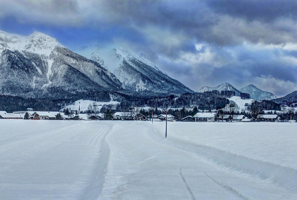 Inzell Langlaufen im Winter - © Inzeller Touristik GmbH