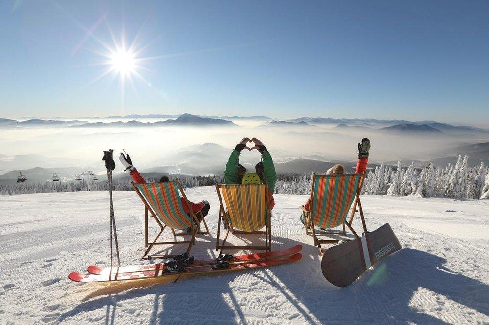 Perfektná lyžovačka na Kubínke - © Ski park Kubínska hoľa - facebook