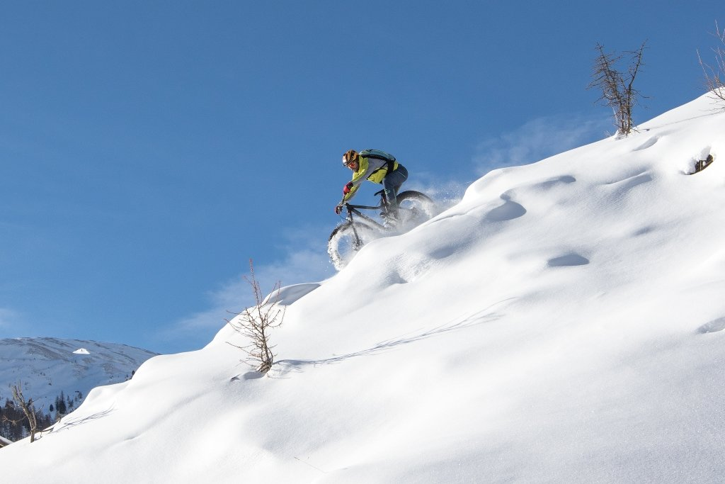 Fat bike w Livigno - © Roby Trab