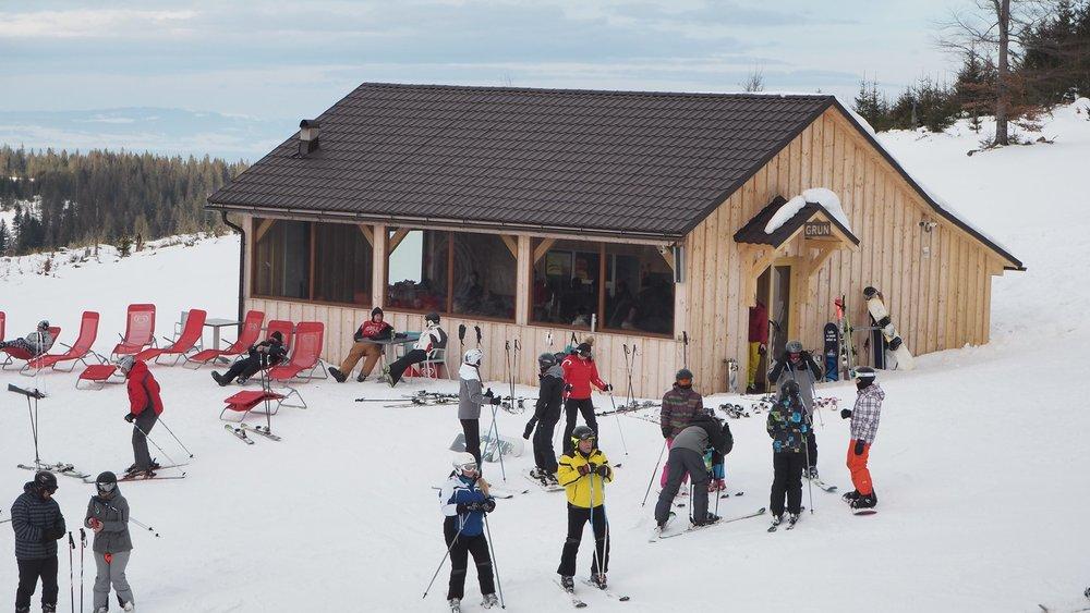 V Meander Skipark Oravice na pohodu - © facebook | Meander Skipark Oravice