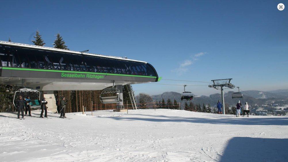 Skigebiet Willingen - © Skigebiet Willingen