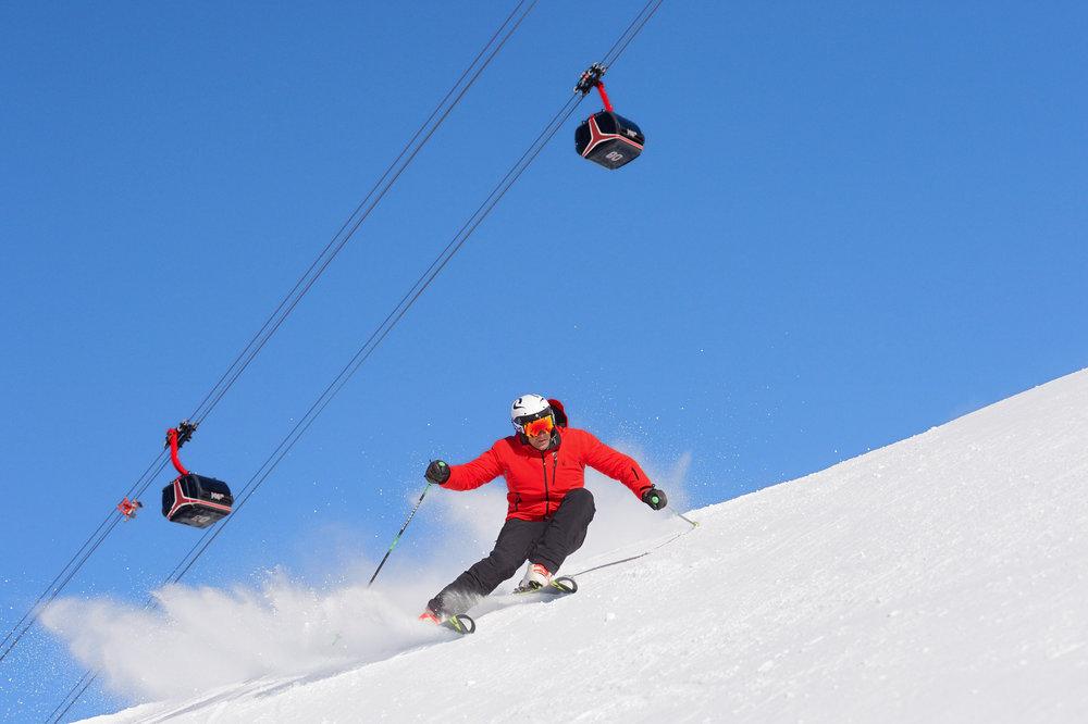 Skifahren in Ischgl - © © TVB Paznaun - Ischgl