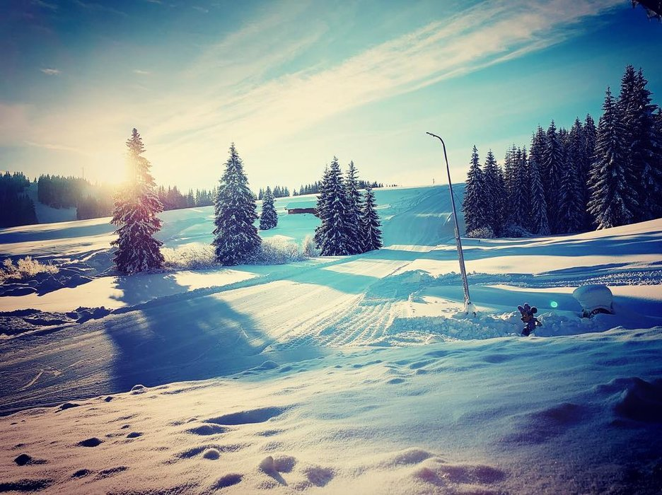 Orava Snow 19.1.2019 - © facebook | Orava Snow