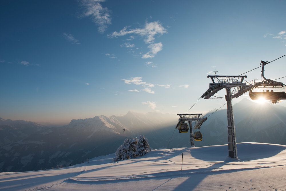 Penken - © Mayrhofener Bergbahnen