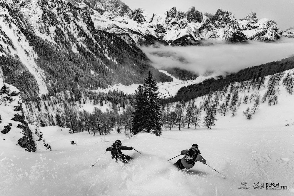 King of Dolomites - San Martino di Castrozza - © Karl Kristianmuggrud