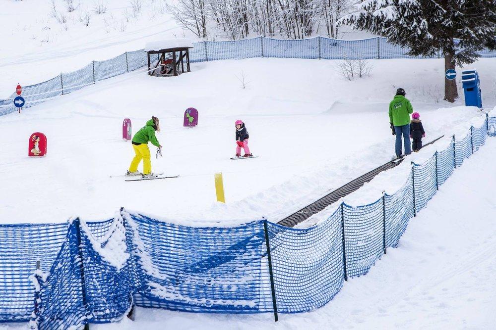 Lyžiarska zábava v Mýto SKI & FUN - © Mýto Ski & Fun