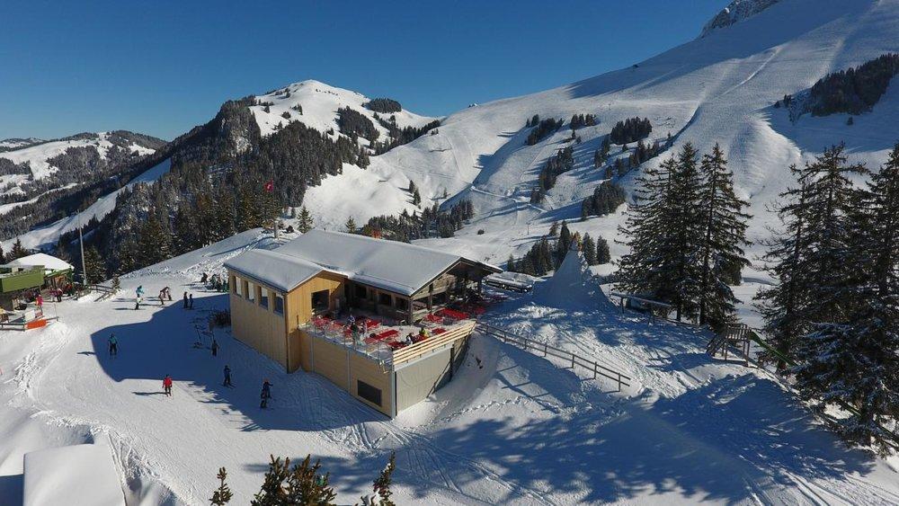 Skigebiet Kaisereggbahnen Schwarzsee