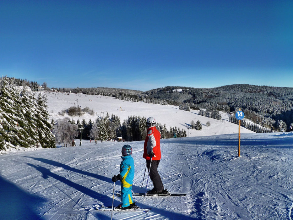 Skigebiet Postwiese Neuastenberg - © Postwiese - Skidorf Neuastenberg (Facebook)