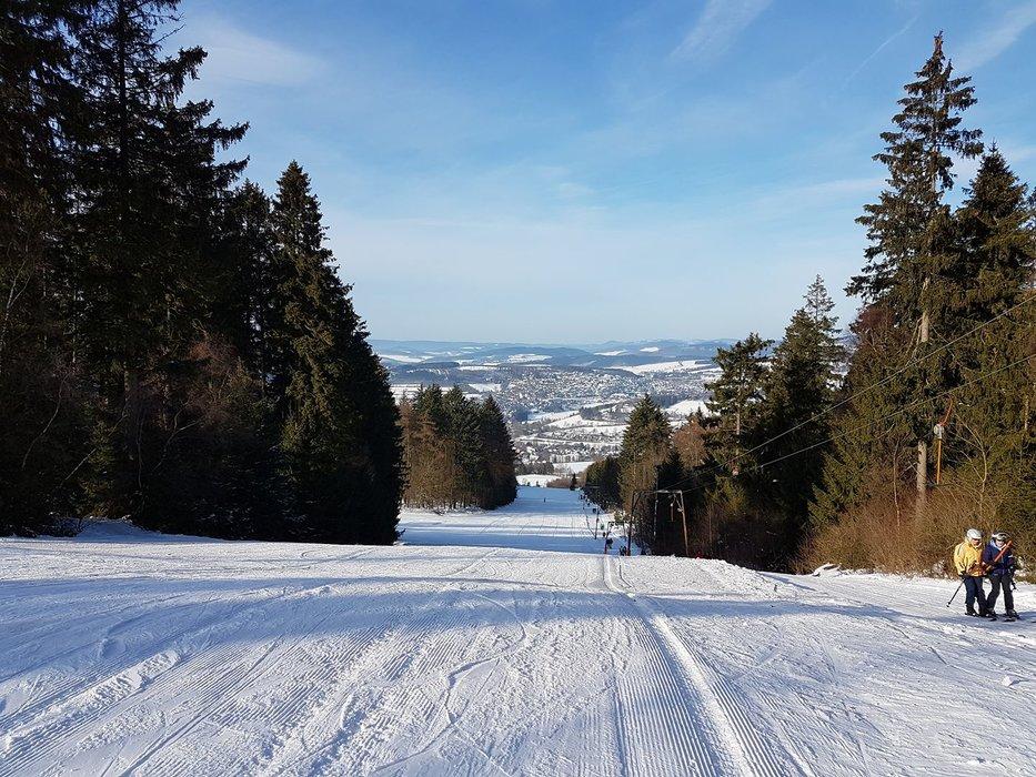 Skigebiet Schmallenberger Höhe - © Schmallenberger Höhenlift Facebook
