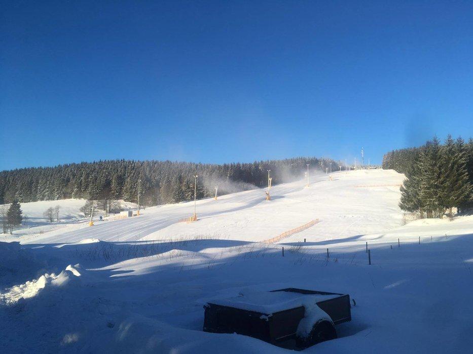 Skigebiet Winterwelt Schmiedefeld - © Winterwelt Schmiedefeld Facebook
