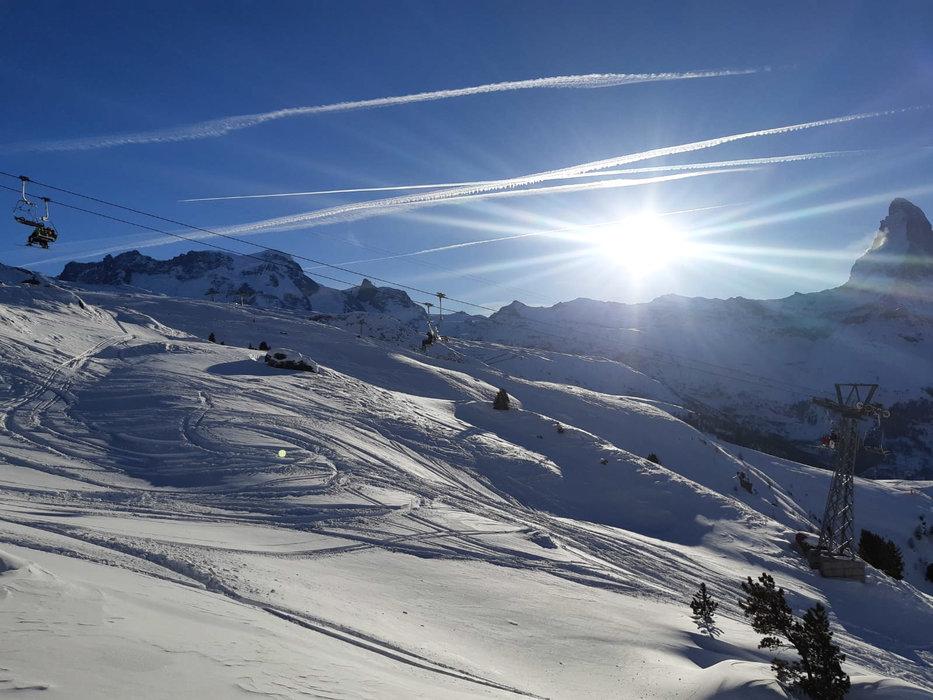Freeride Paradise Zermatt - © Zermatt Bergbahnen AG