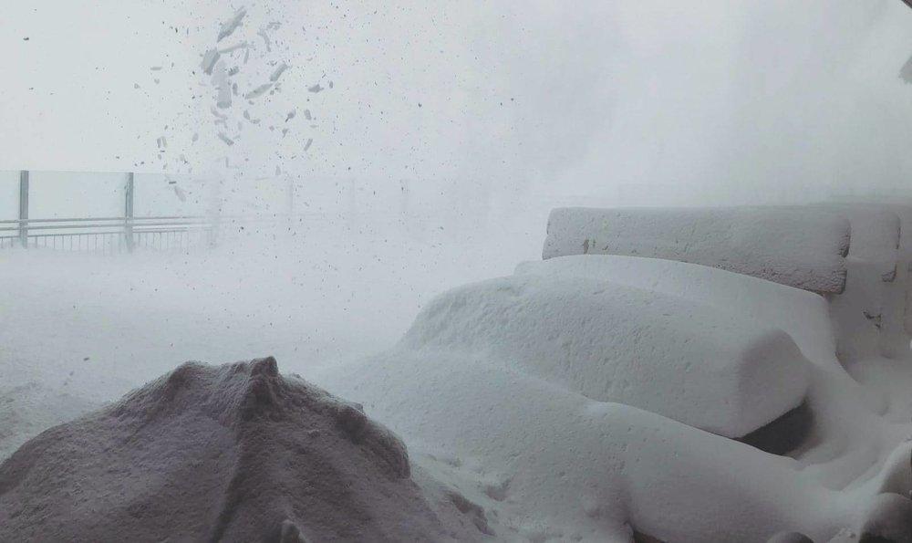 60cm Neuschnee am Hintertuxer Gletscher - © Facebook Hintertuxer Gletscher
