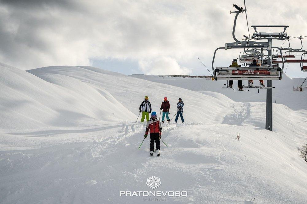 Prato Nevoso 02.02.19 - © Prato Nevoso Ski Facebook