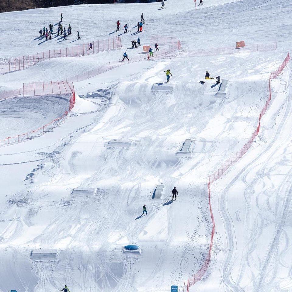 La Fun Slope della Ski Area Pejo 3000 in Val di Sole  - © Ski Area Pejo 3000 Val di Sole Facebook