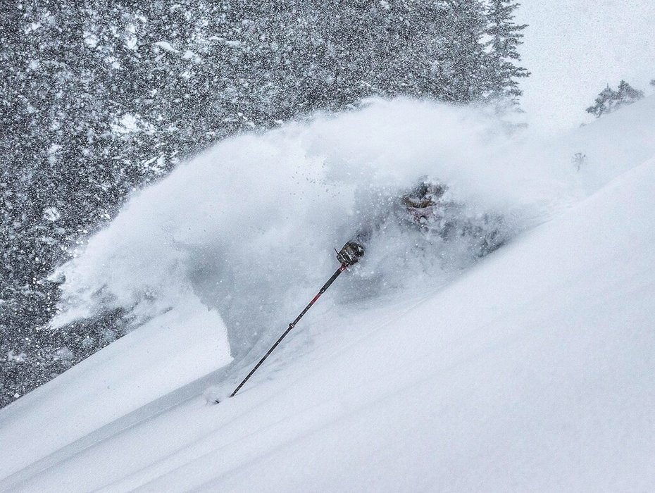 Vail picked up 15 inches in 24 hours to kick off March. - © Vail