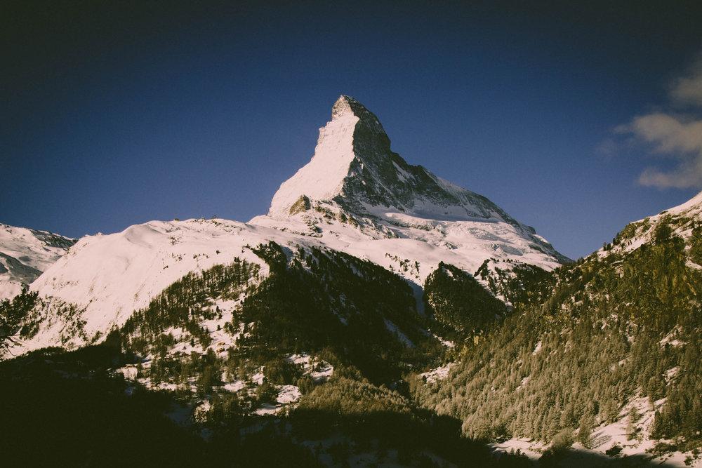 Matterhorn - březen 2019 - © Skiinfo | Sebastian Lindemeyer