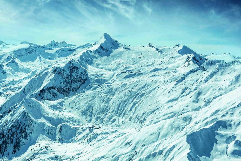 Kitzsteinhorn - Der Gletscher - © Kitzsteinhorn - Gletscherbahnen Kaprun AG