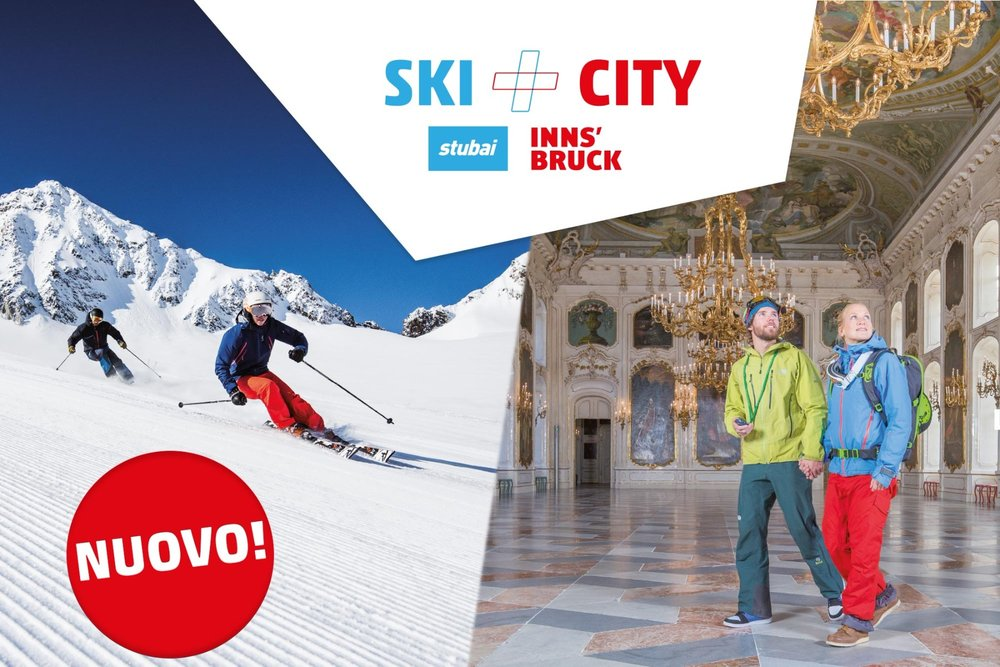SKI plus CITY Pass Stubai Innsbruck - © www.ski-plus-city.com